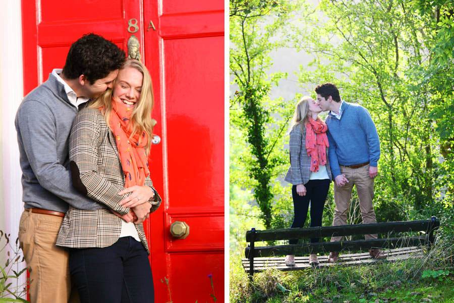 clifton suspension bridge engagement session-39