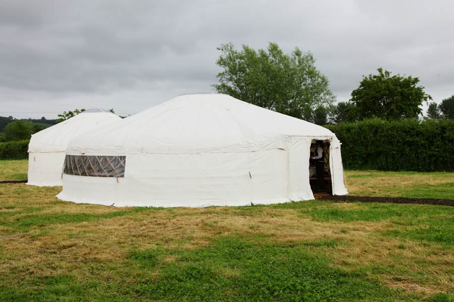 yurt wedding in somerset-10
