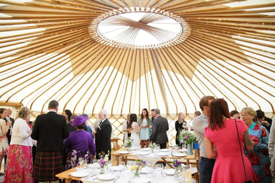 yurt wedding in somerset-11
