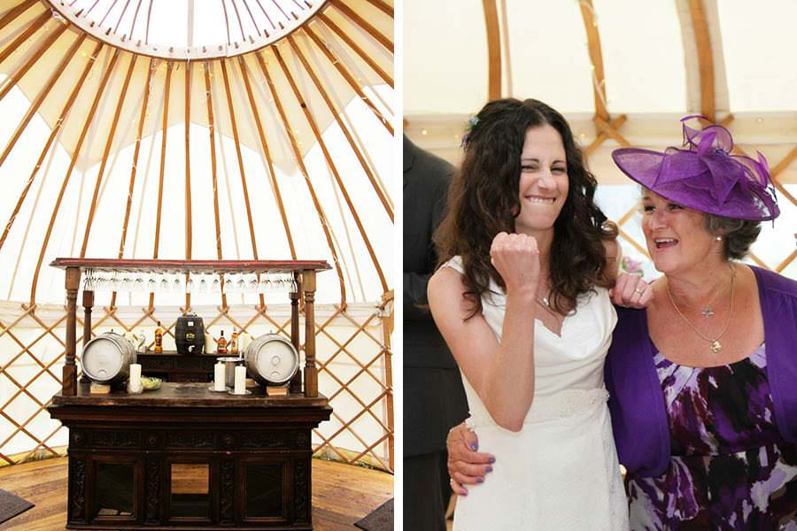 yurt wedding in somerset-19