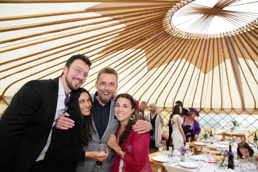 yurt wedding in somerset-25