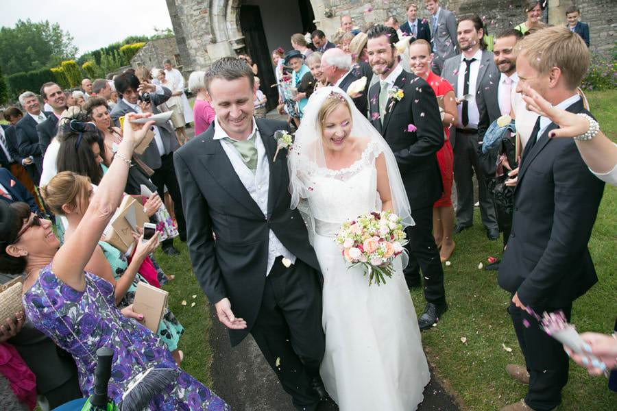 st andrews church congresbury wedding_19