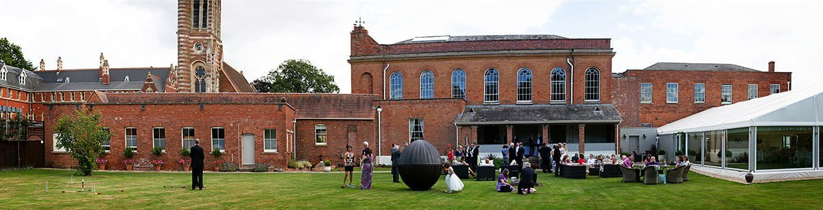 stanbrook abbey wedding venue