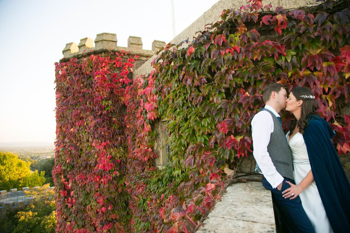 Walton castle wedding