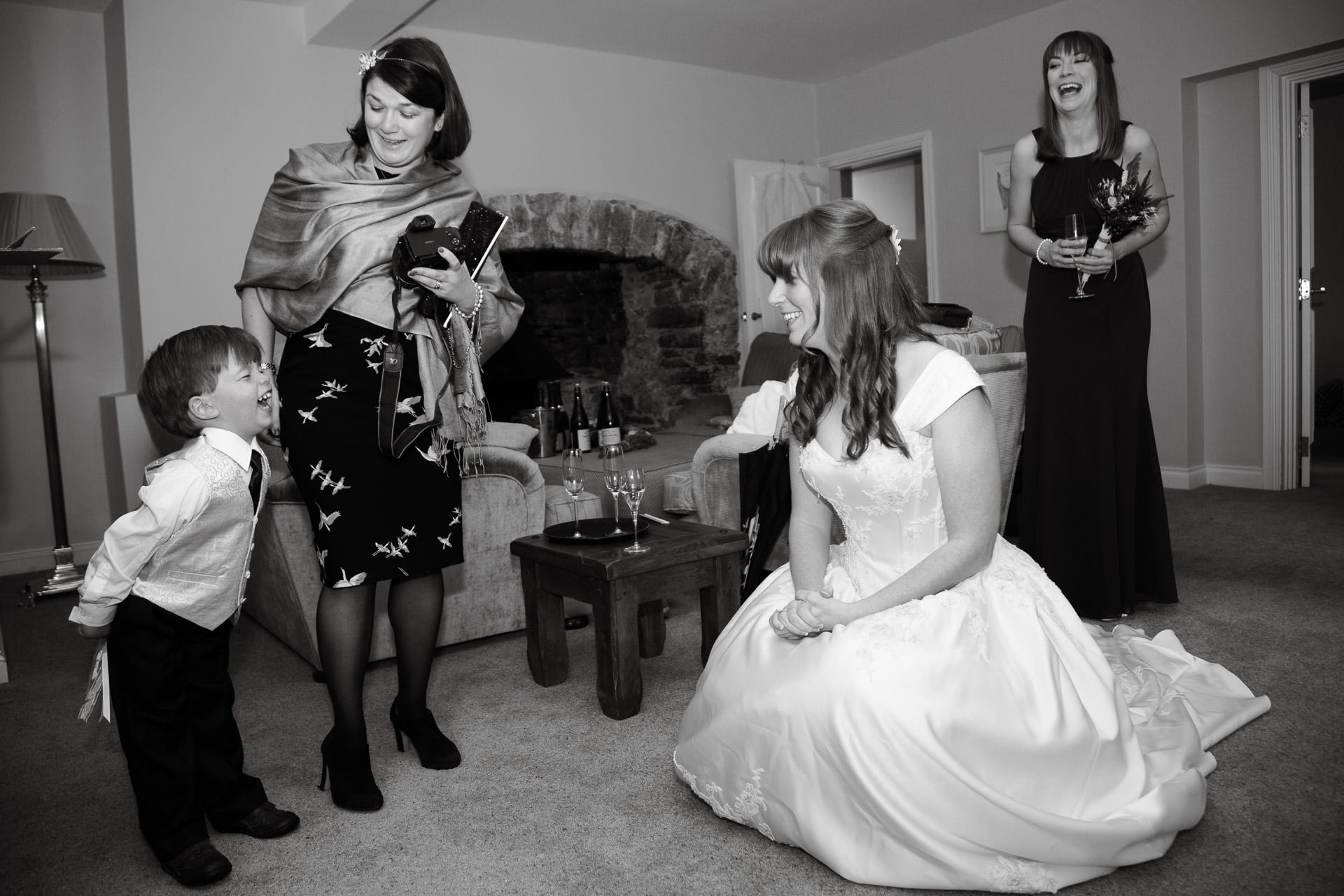 dartington hall wedding 12