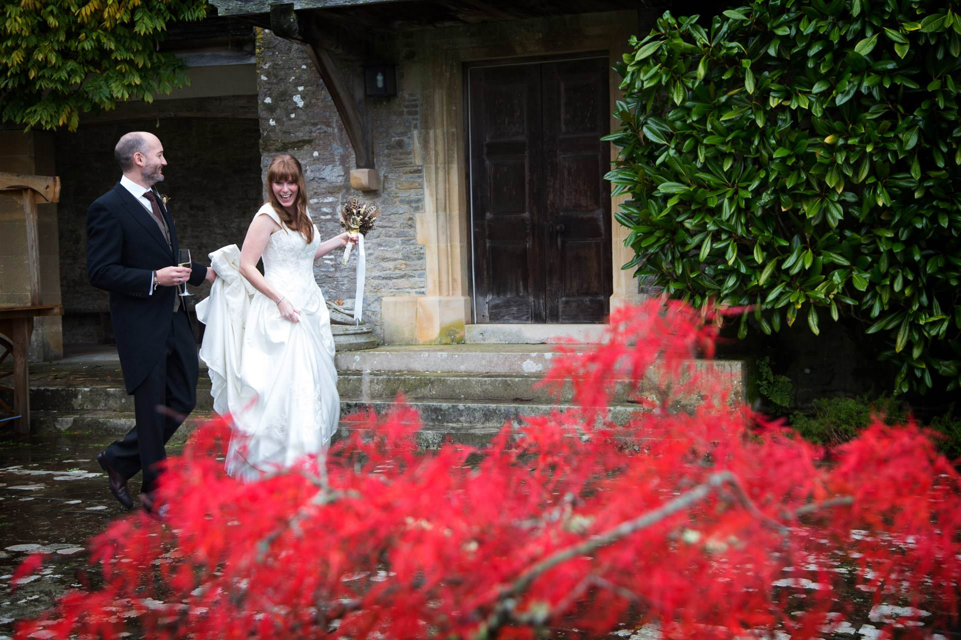 dartington hall wedding photography