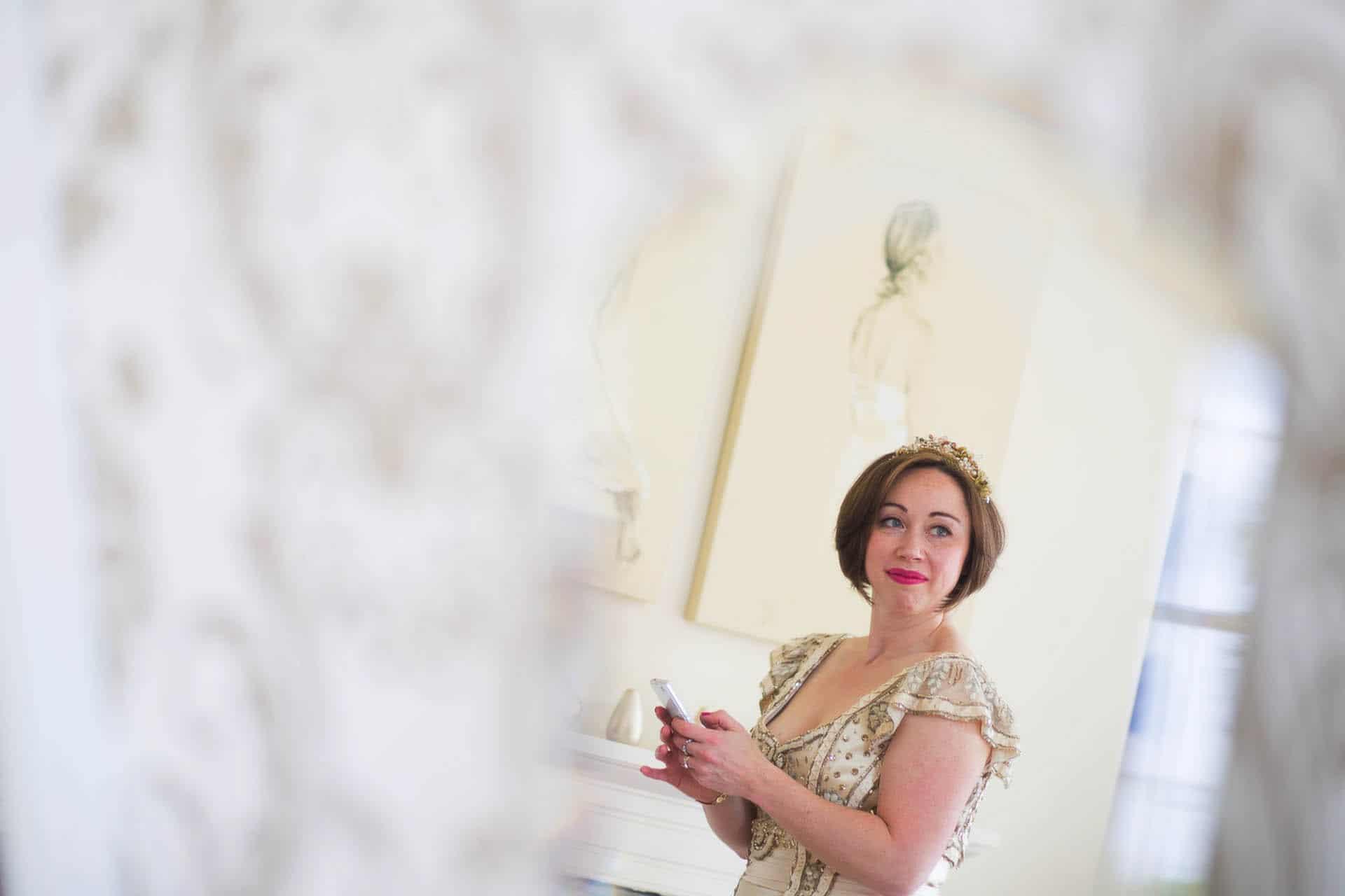 Eastington park wedding 13