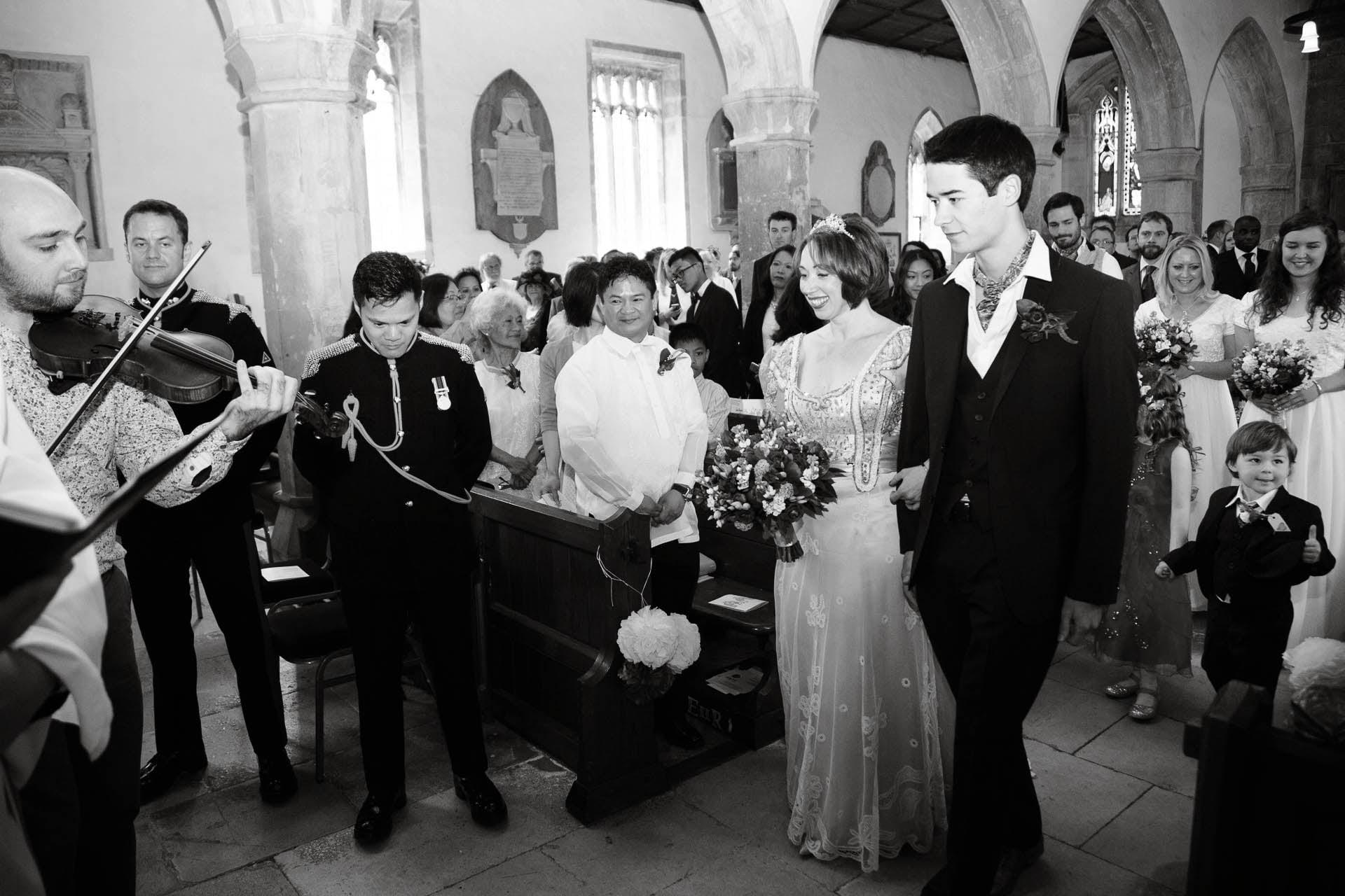 Eastington park wedding 19