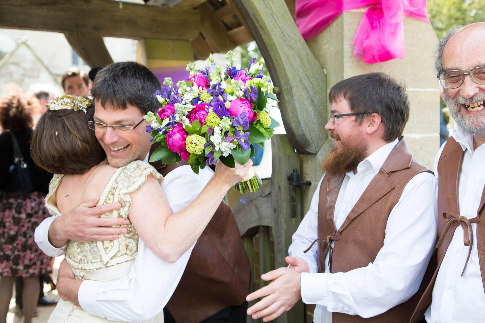 Eastington park wedding 27