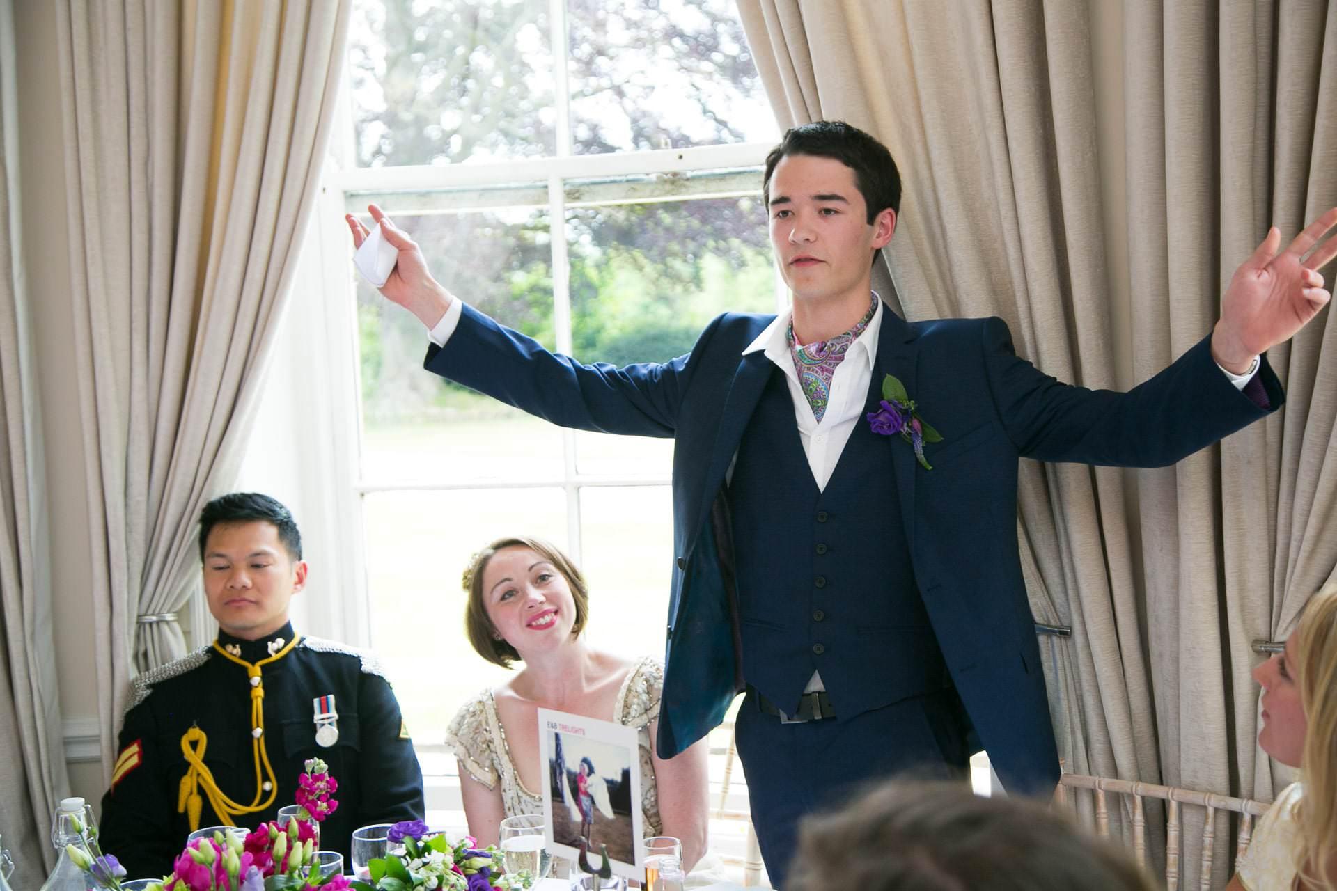 Eastington park wedding 42