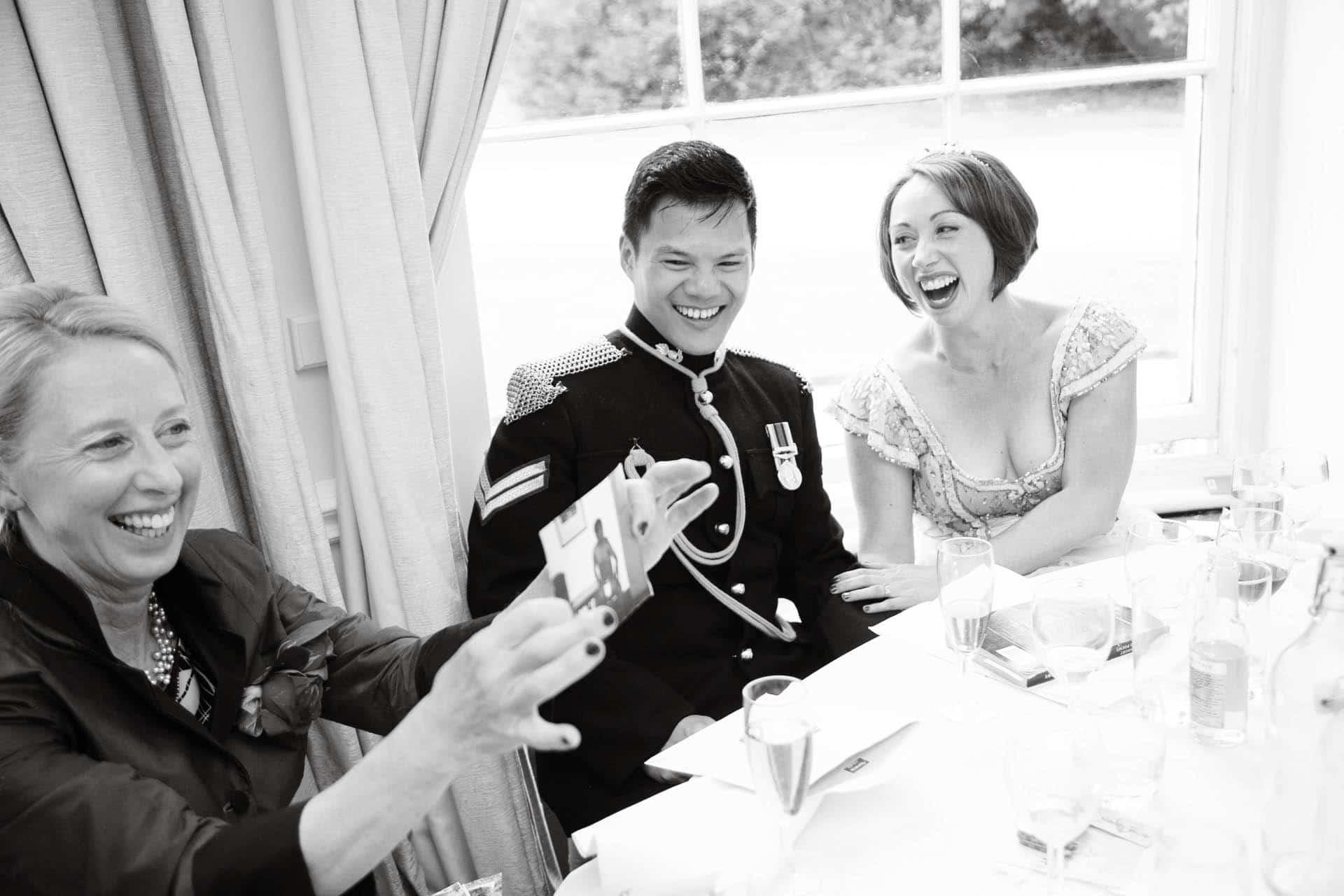 Eastington park wedding 45
