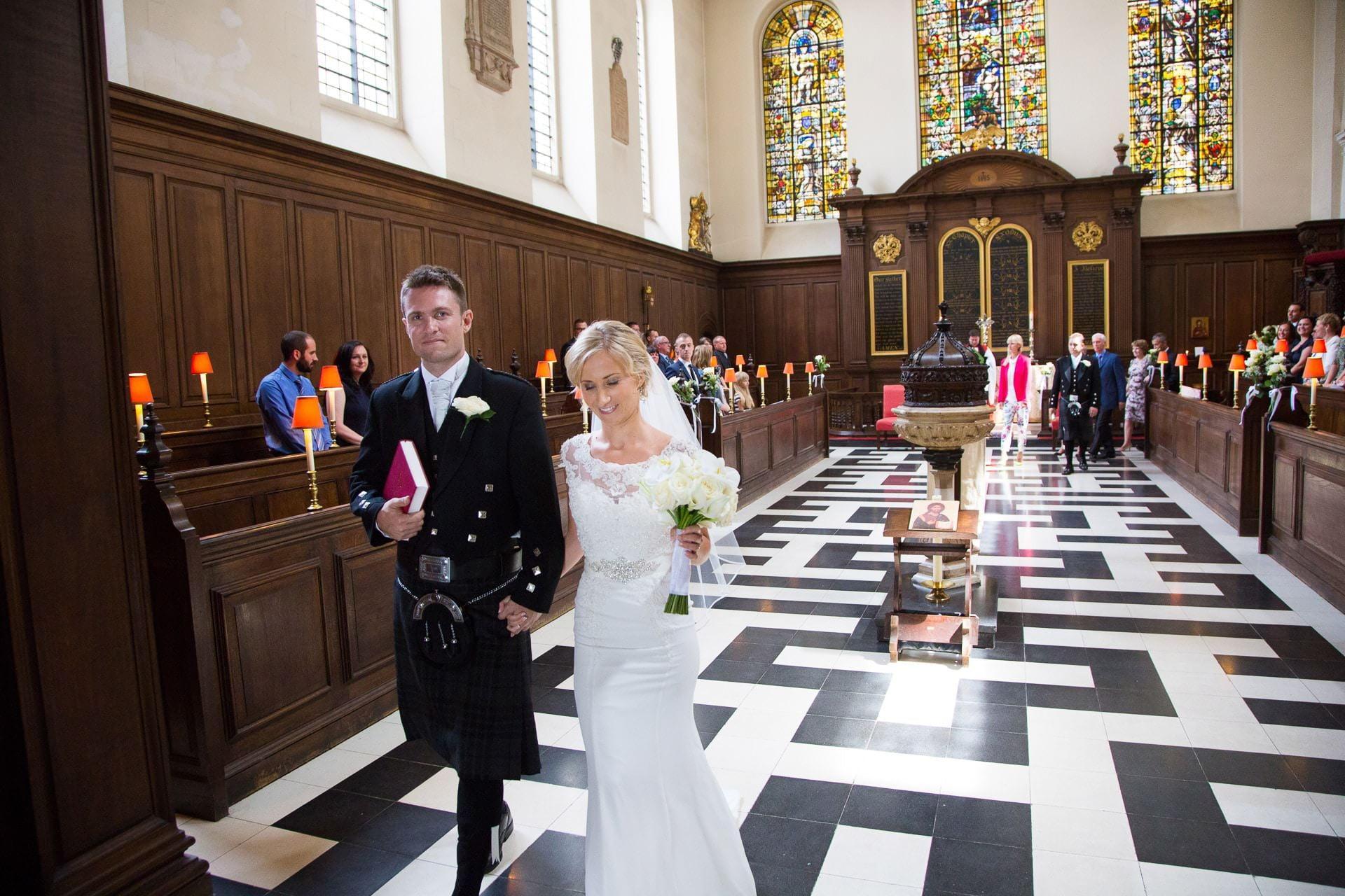 st vedast church wedding