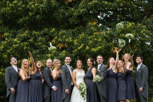 wedding at stanbrook abbey 33 1 uai