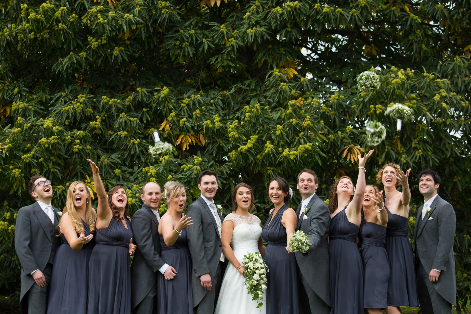 wedding at stanbrook abbey 33 1