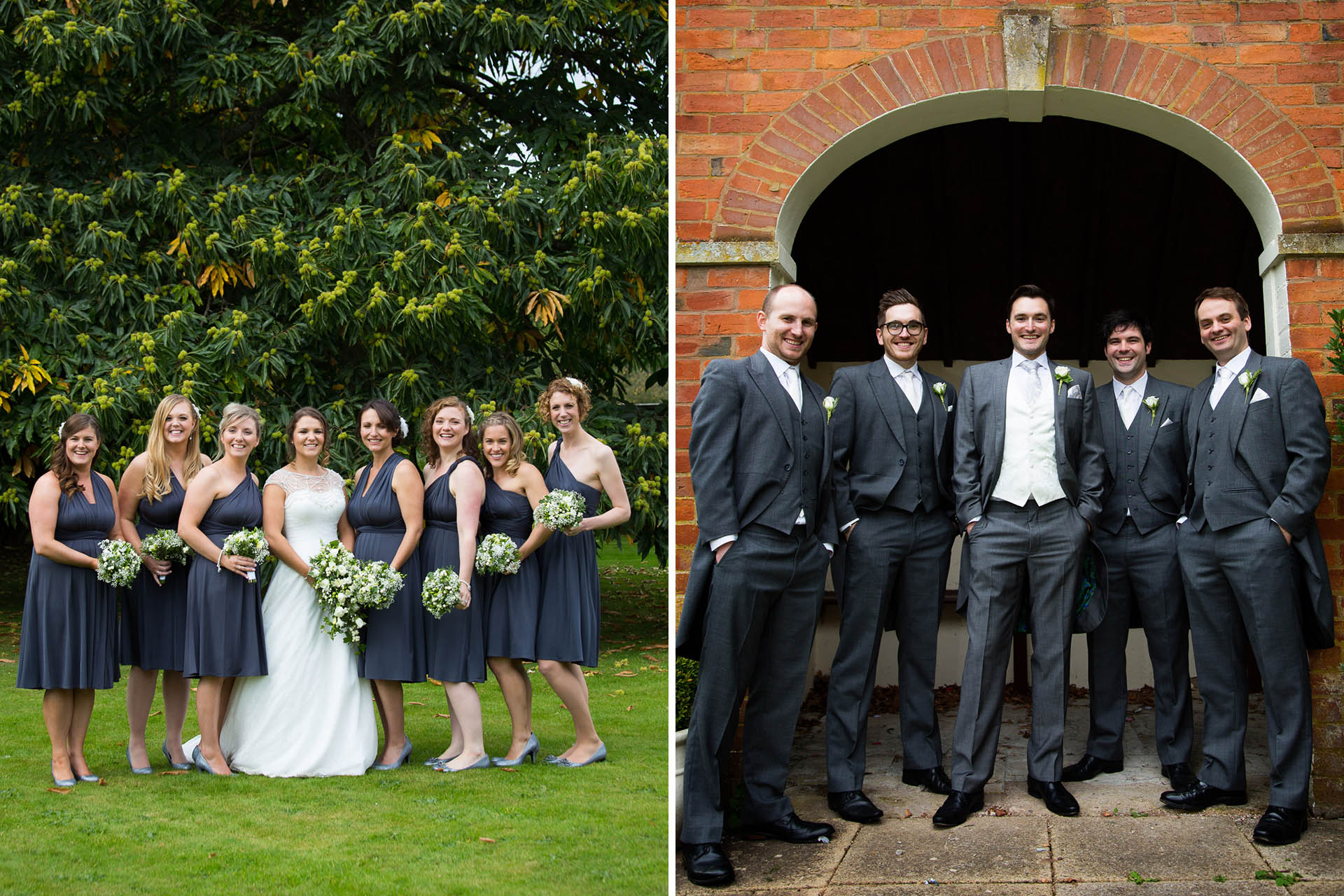 wedding at stanbrook abbey 35 1
