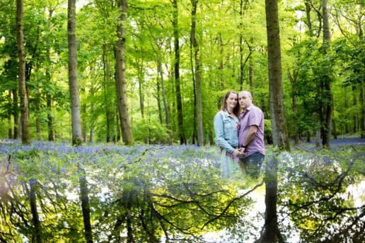 engagement session forest of dean