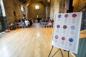 priston mill wedding - tythe barn