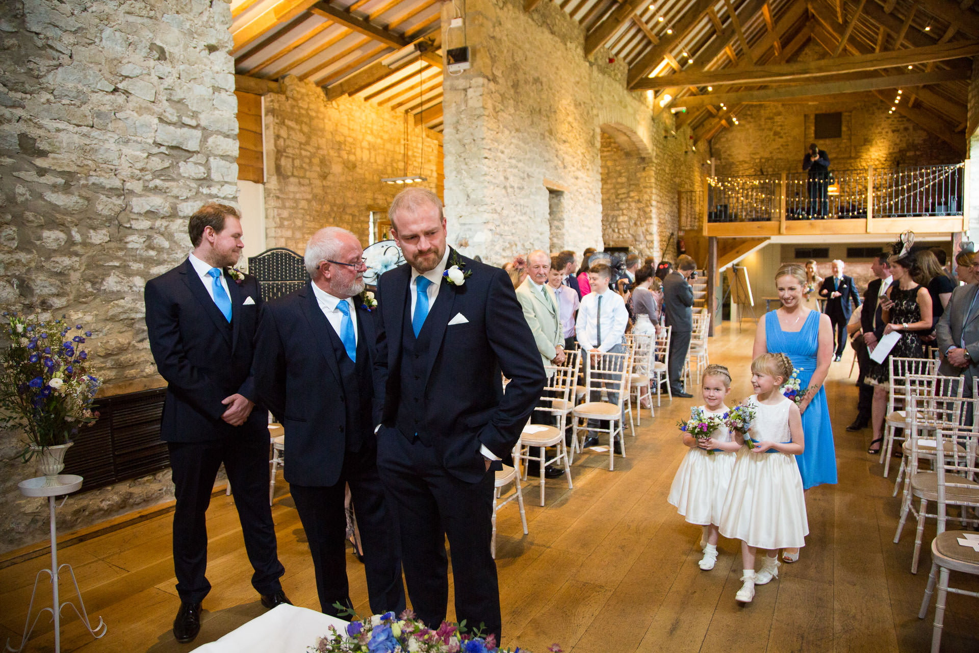 Priston Mill Wedding Tythe Barn