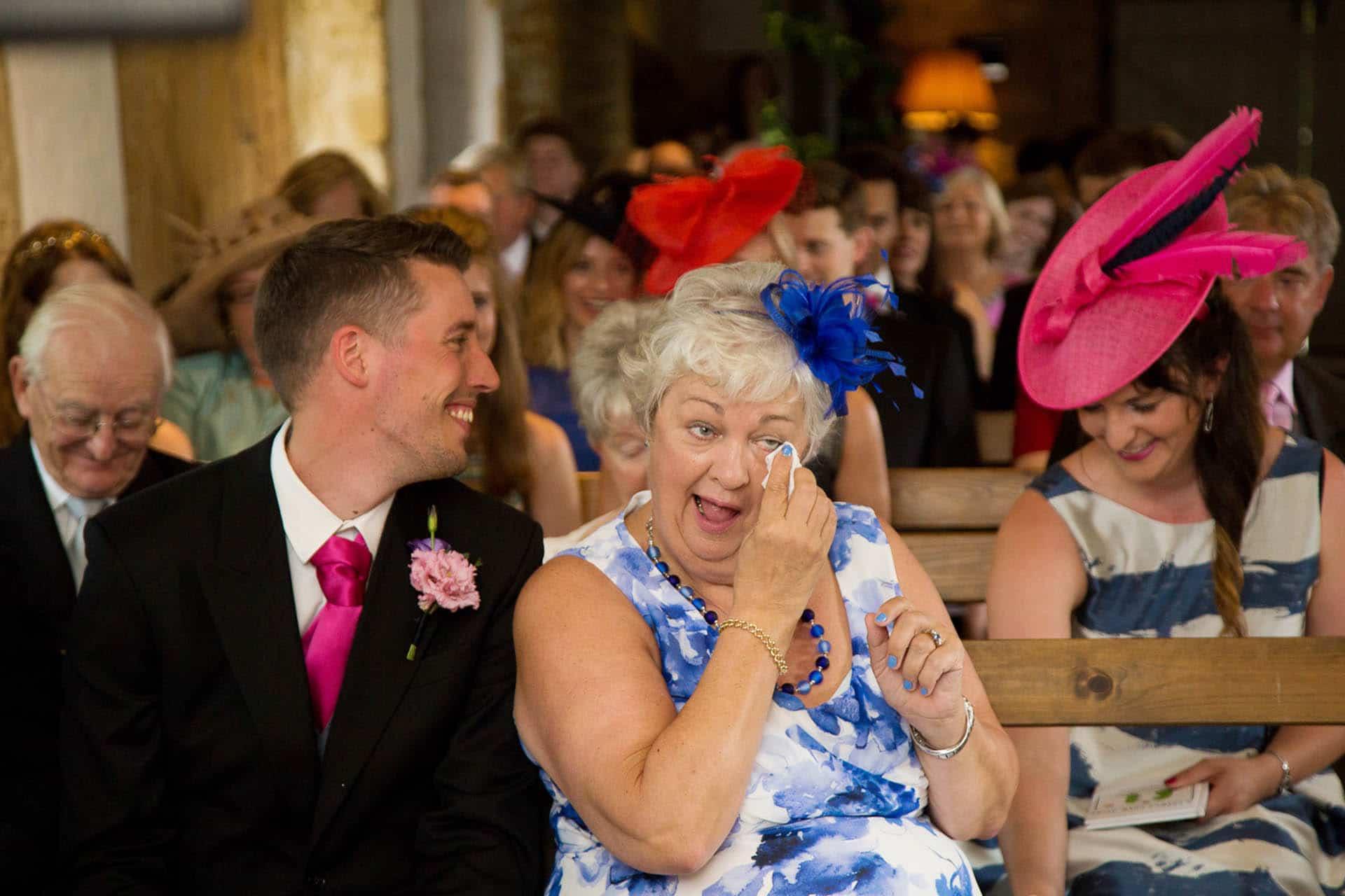 wedding at brympton house 28