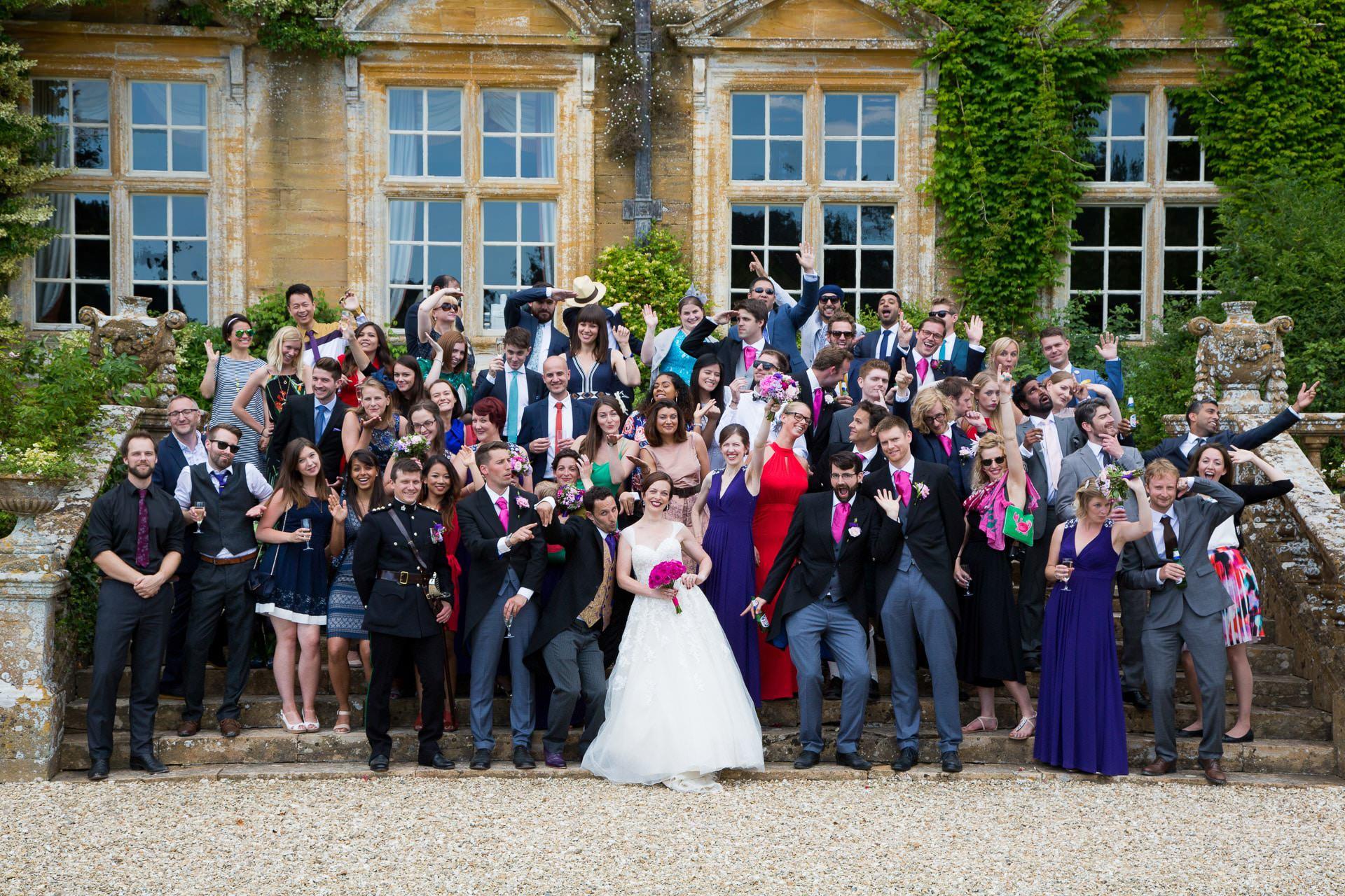 wedding at brympton house 47