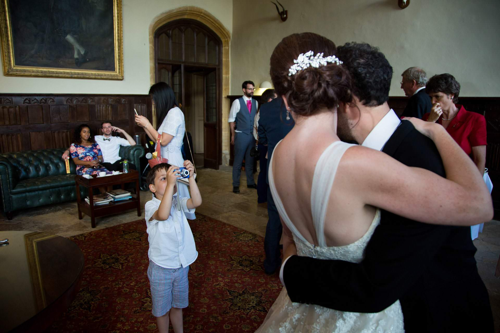 wedding at brympton house 83