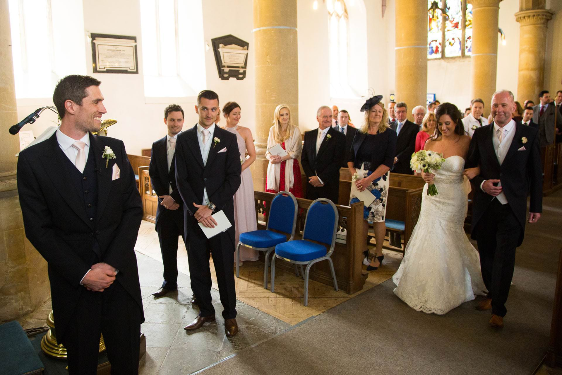 almondsbury church wedding