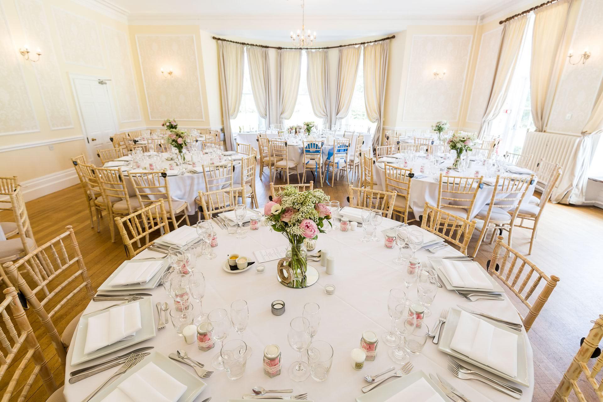 wedding eastington park
