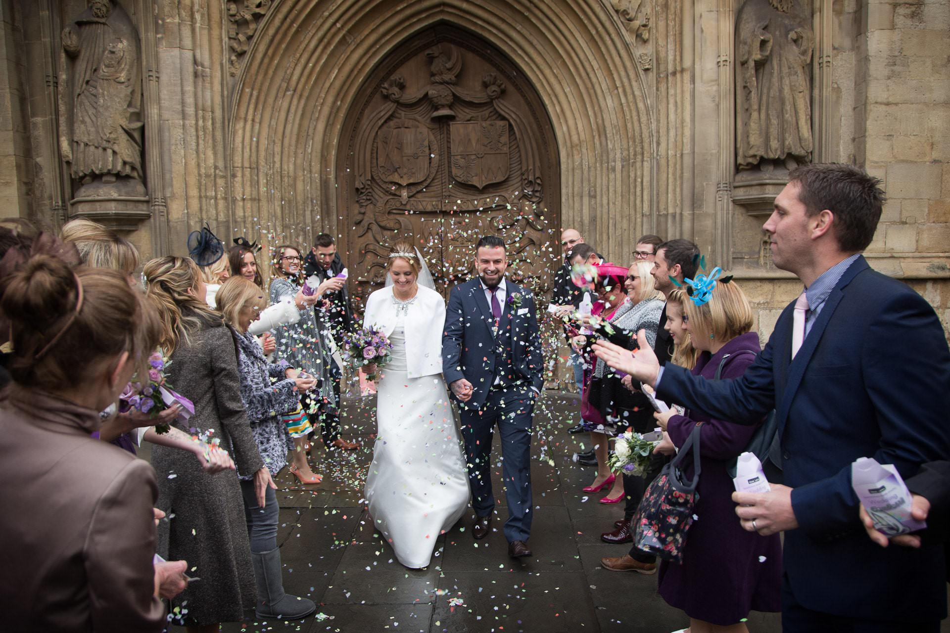 bath abbey wedding