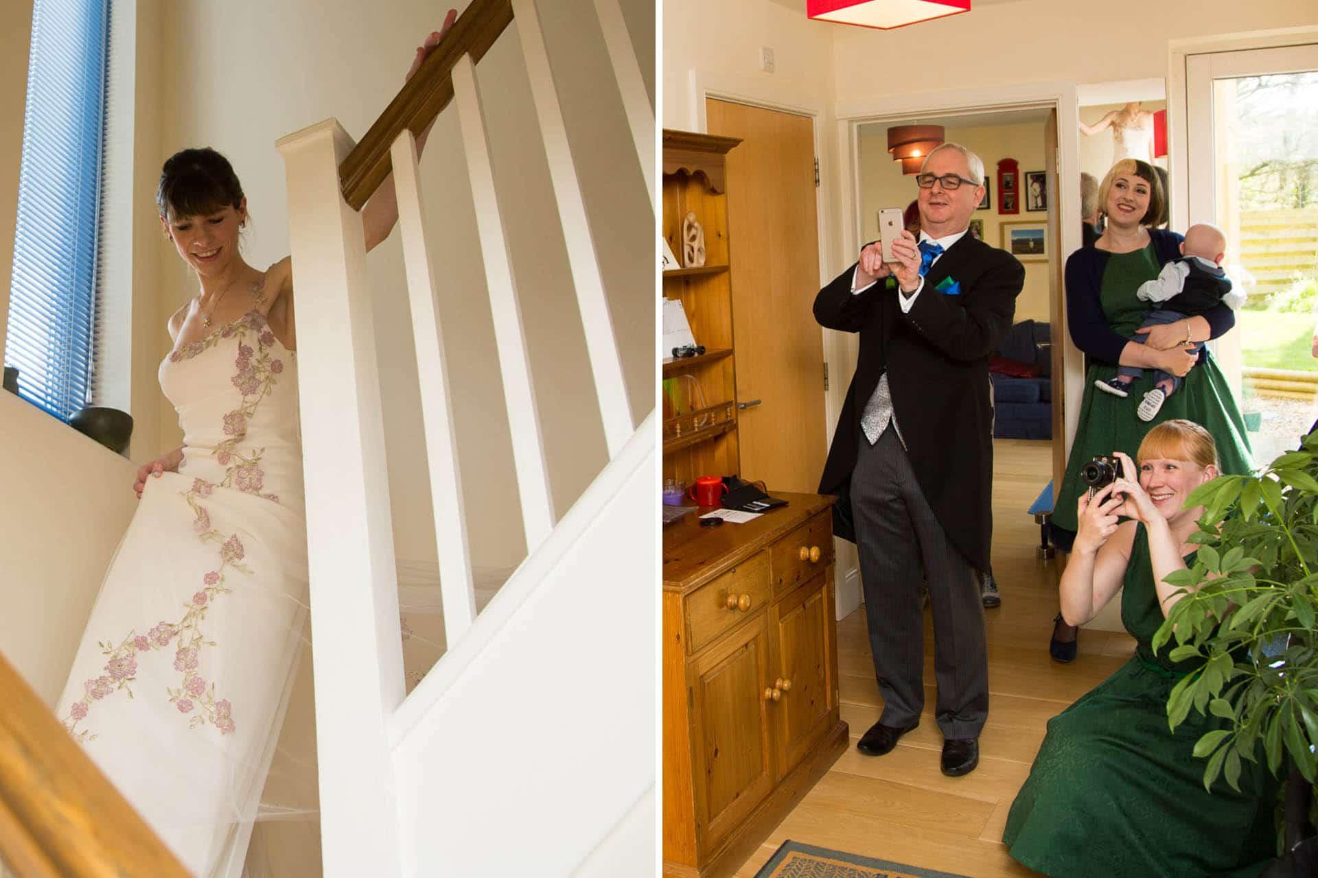 dartington hall wedding photographer 03