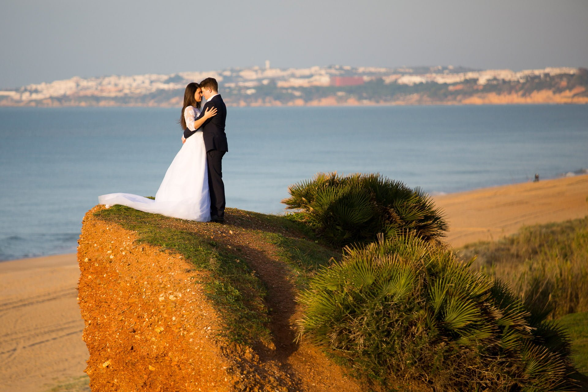vilamoura beach wedding