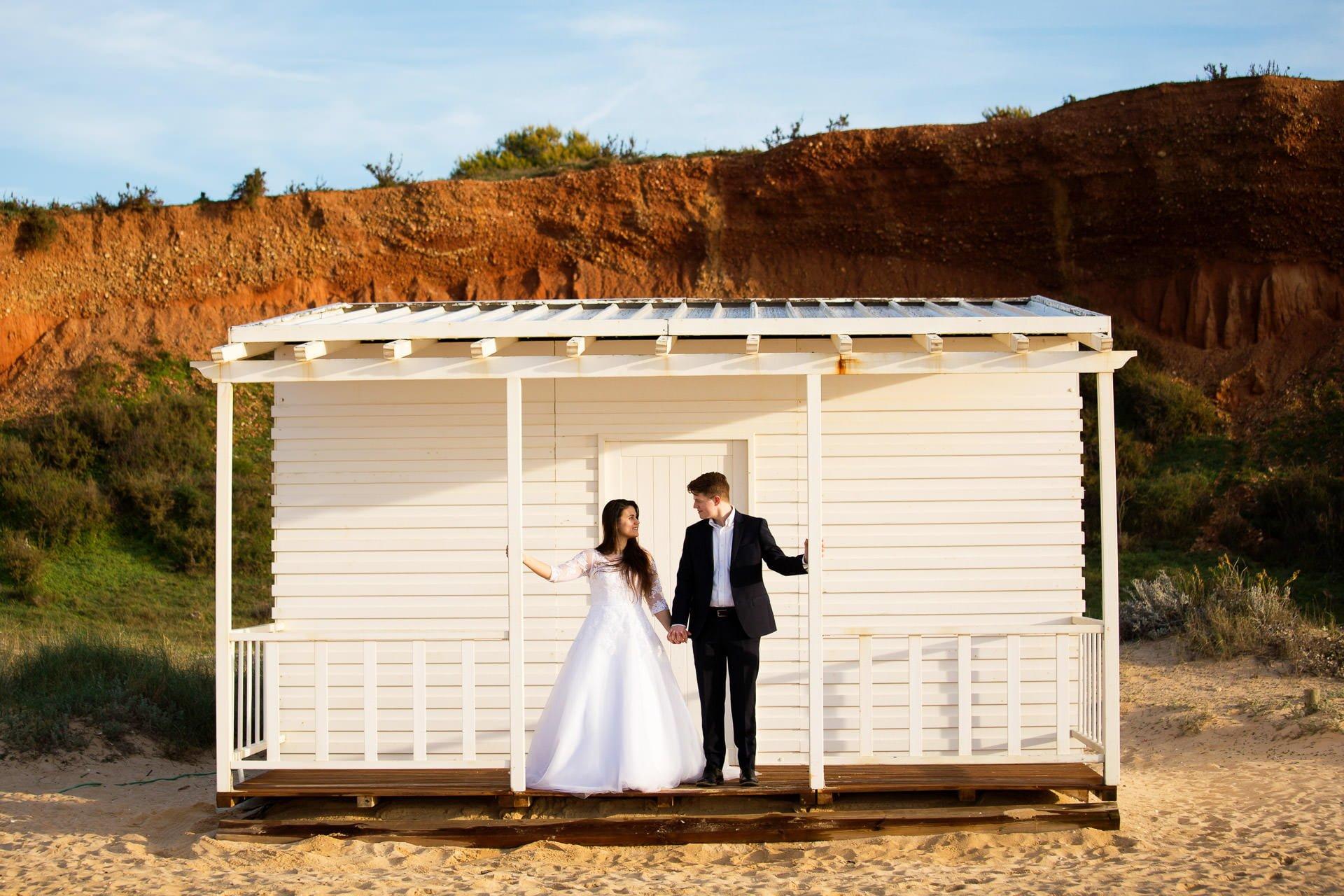 vilamoura beach wedding