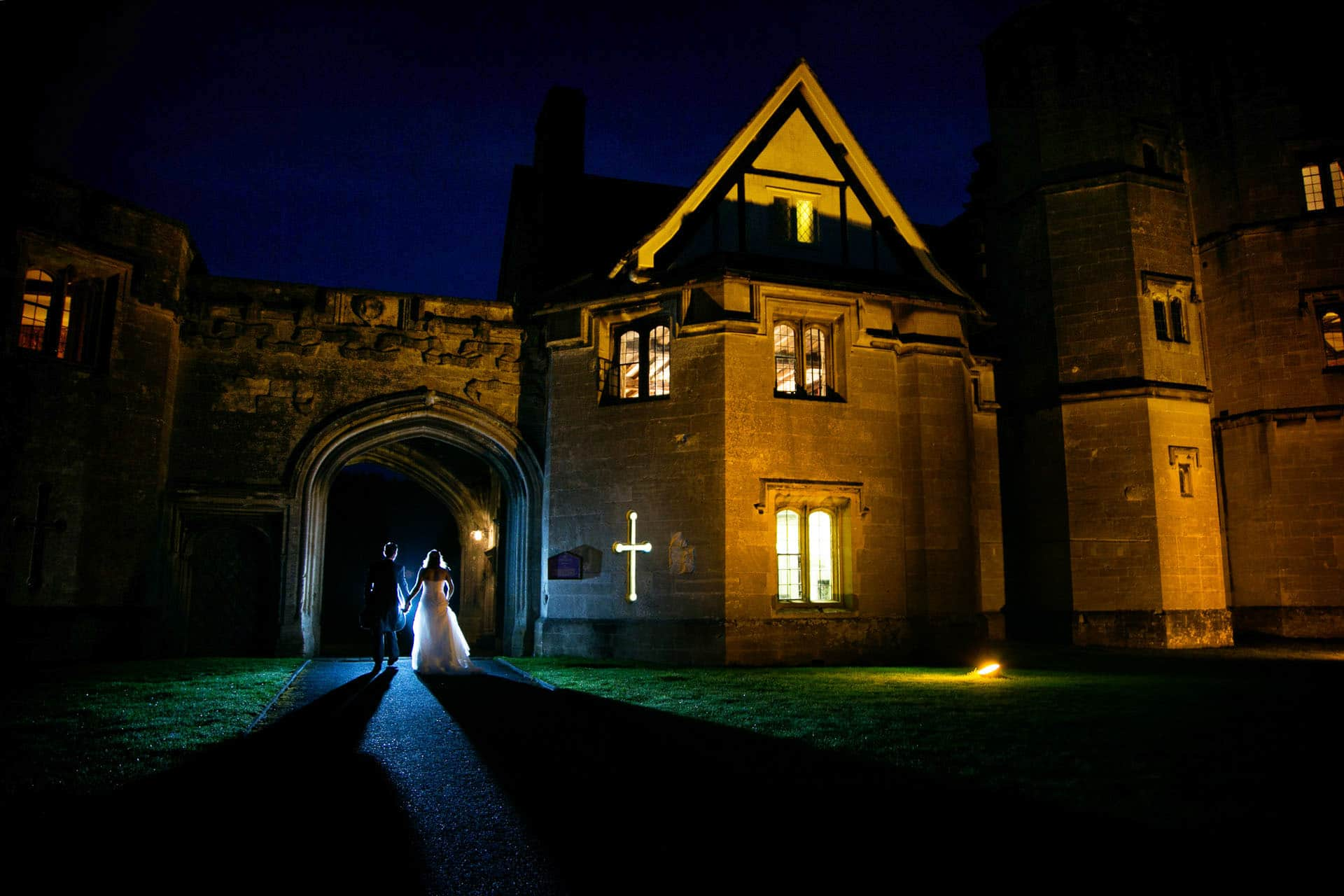 thornbury castle wedding