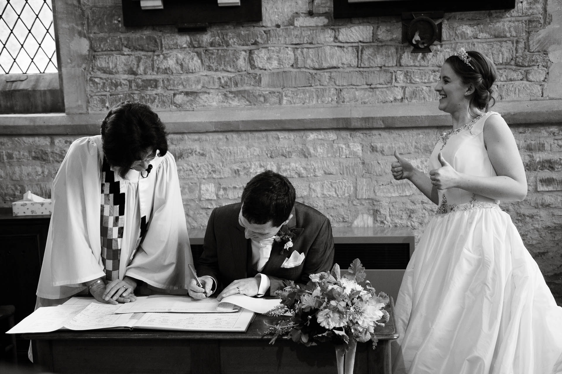 marshfield church wedding