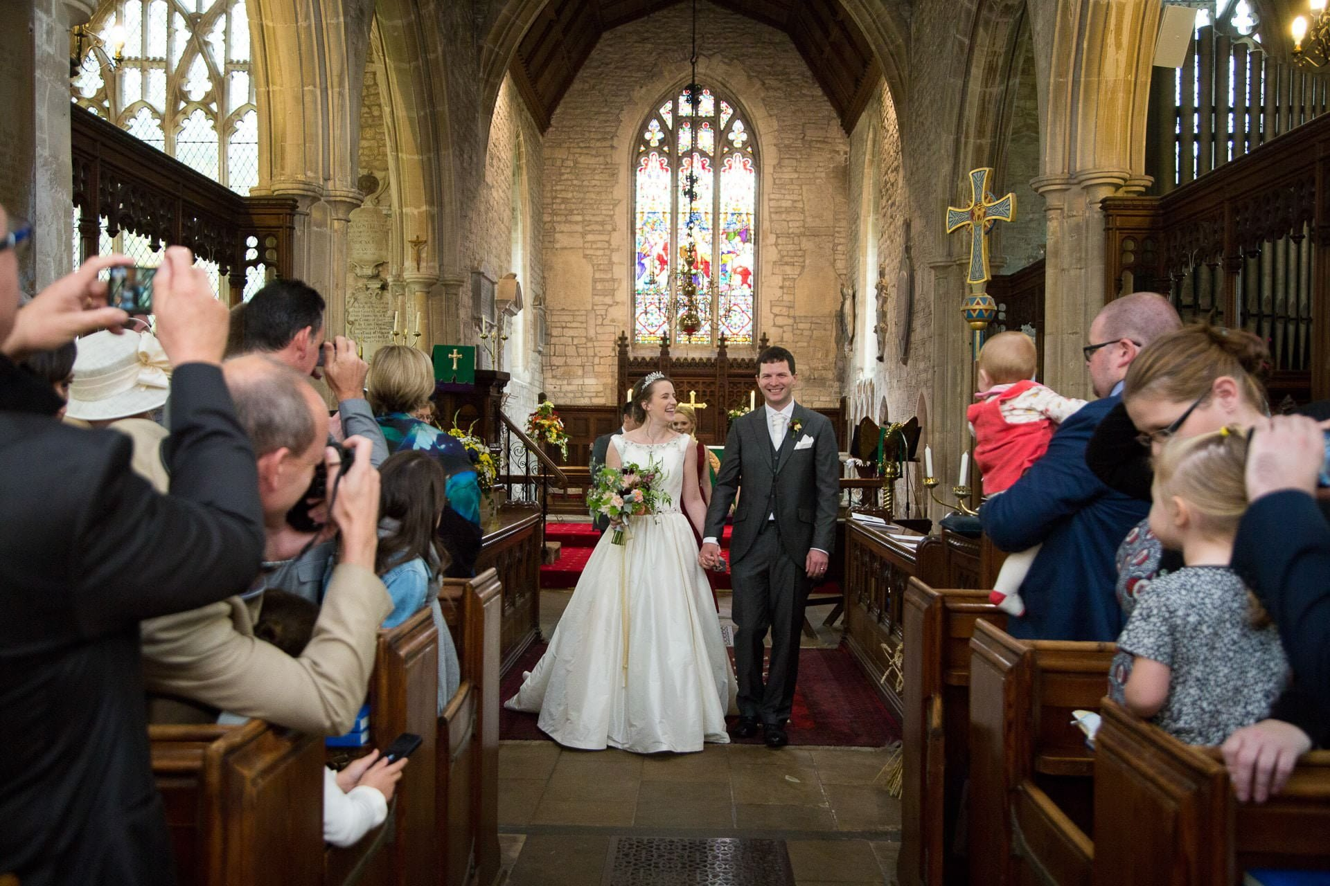 marshfield church wedding