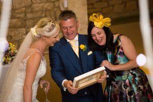 great tythe barn wedding photography