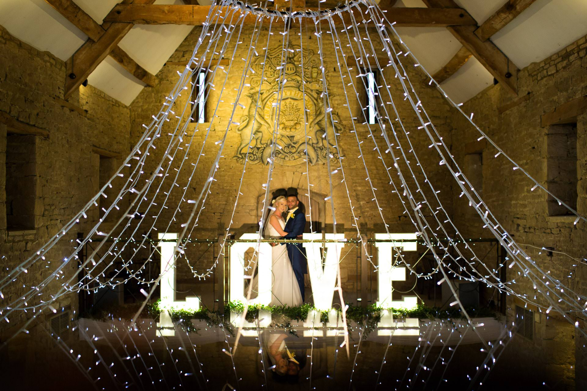 great tythe barn wedding photographer cotswolds