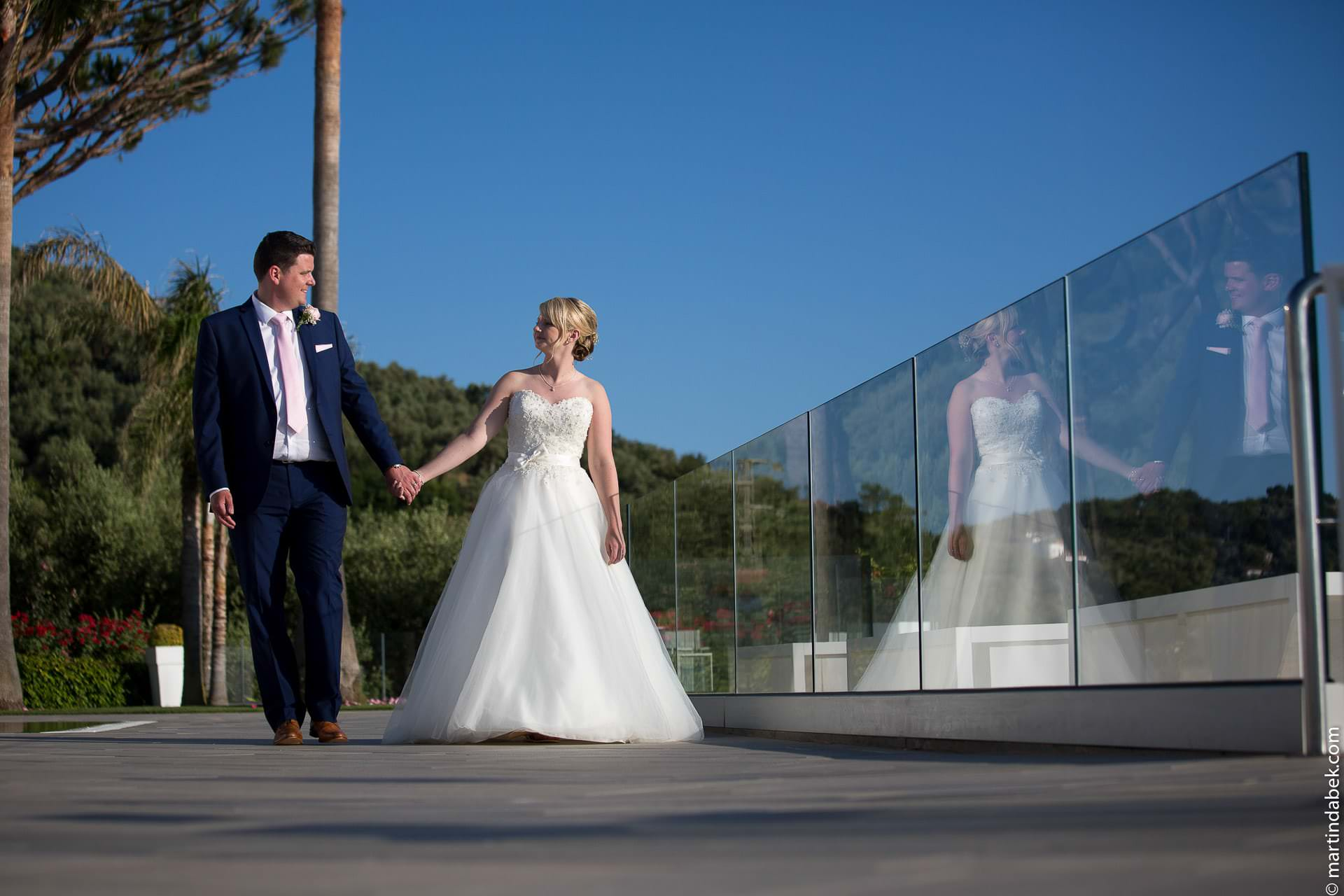 villa eliana wedding photography