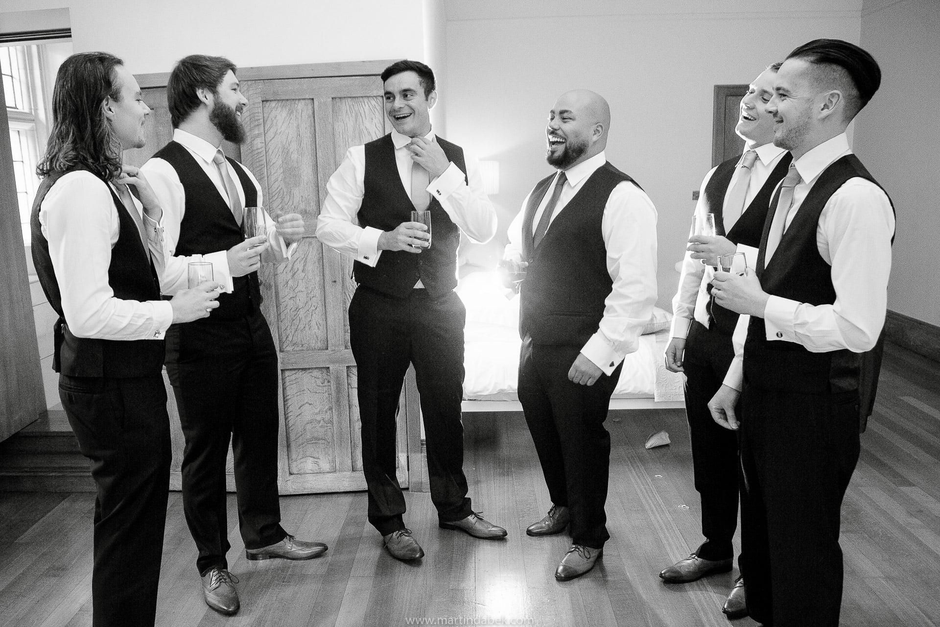 coombe lodge groom preparation
