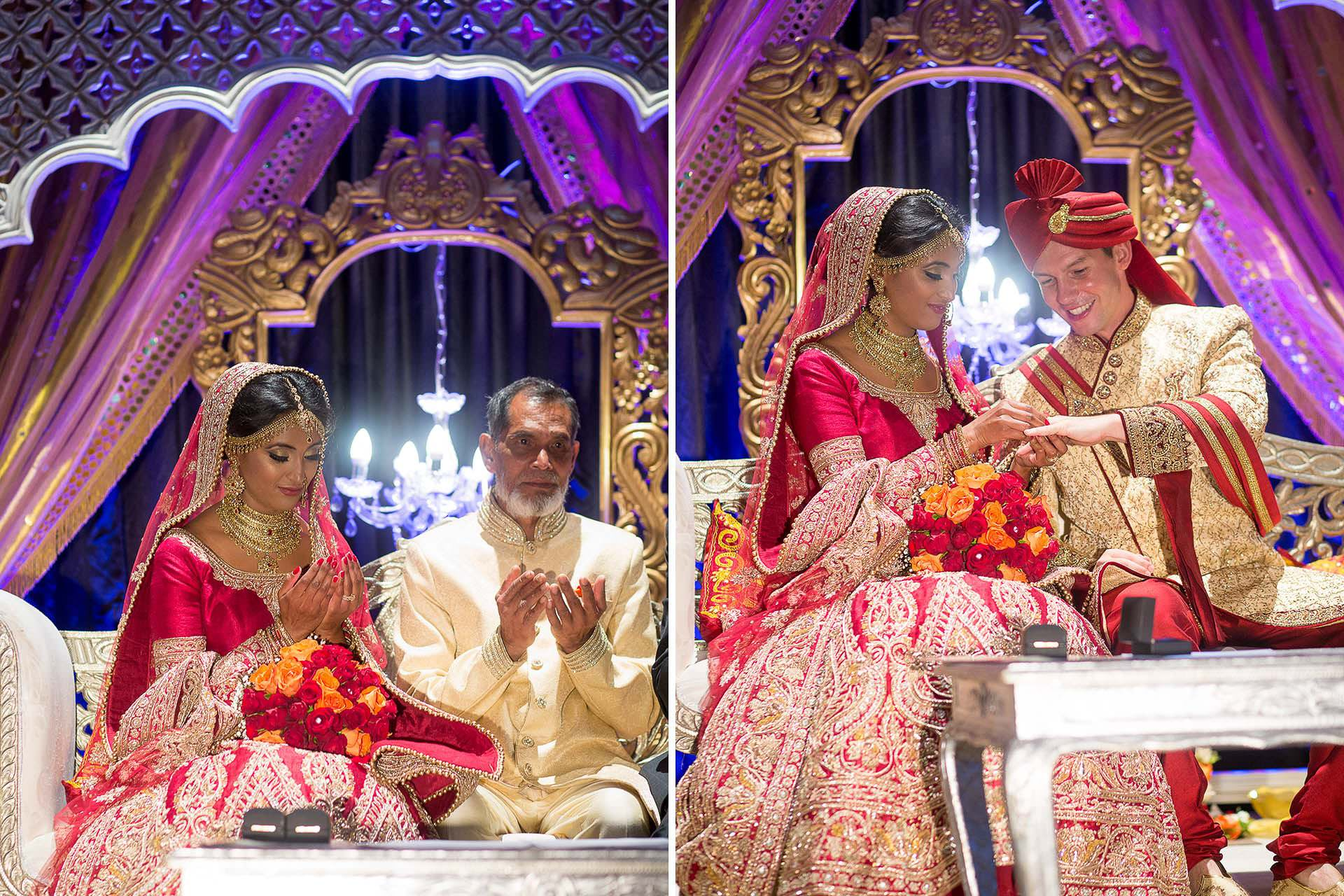 asian wedding photography portsmouth guildhall 18