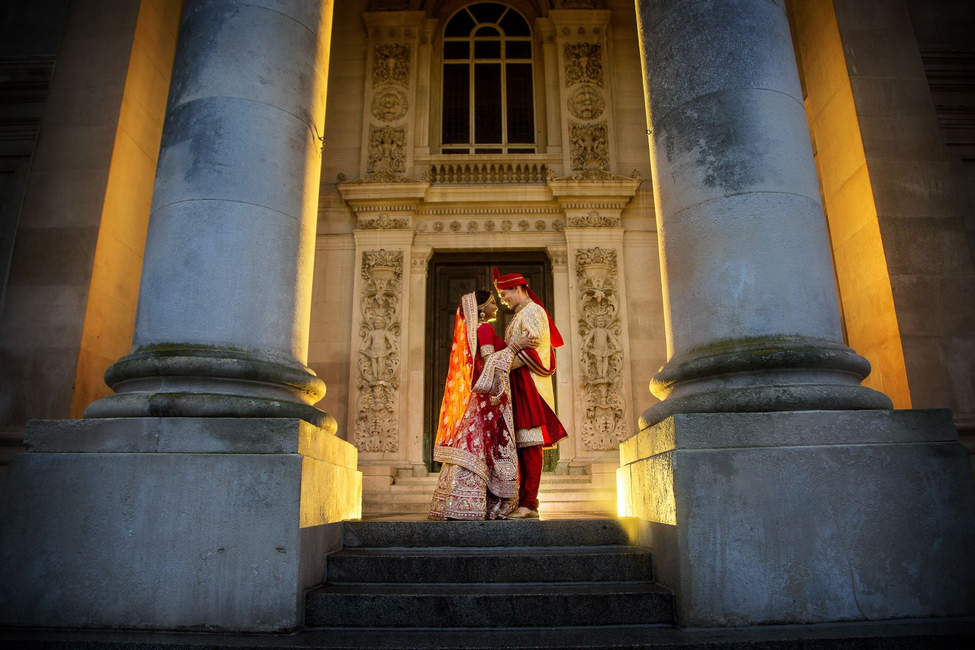 portsmouth guildhall asian wedding