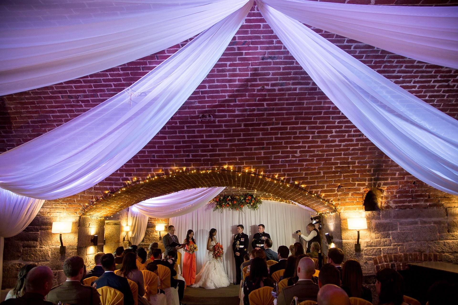 polhawn fort wedding 12