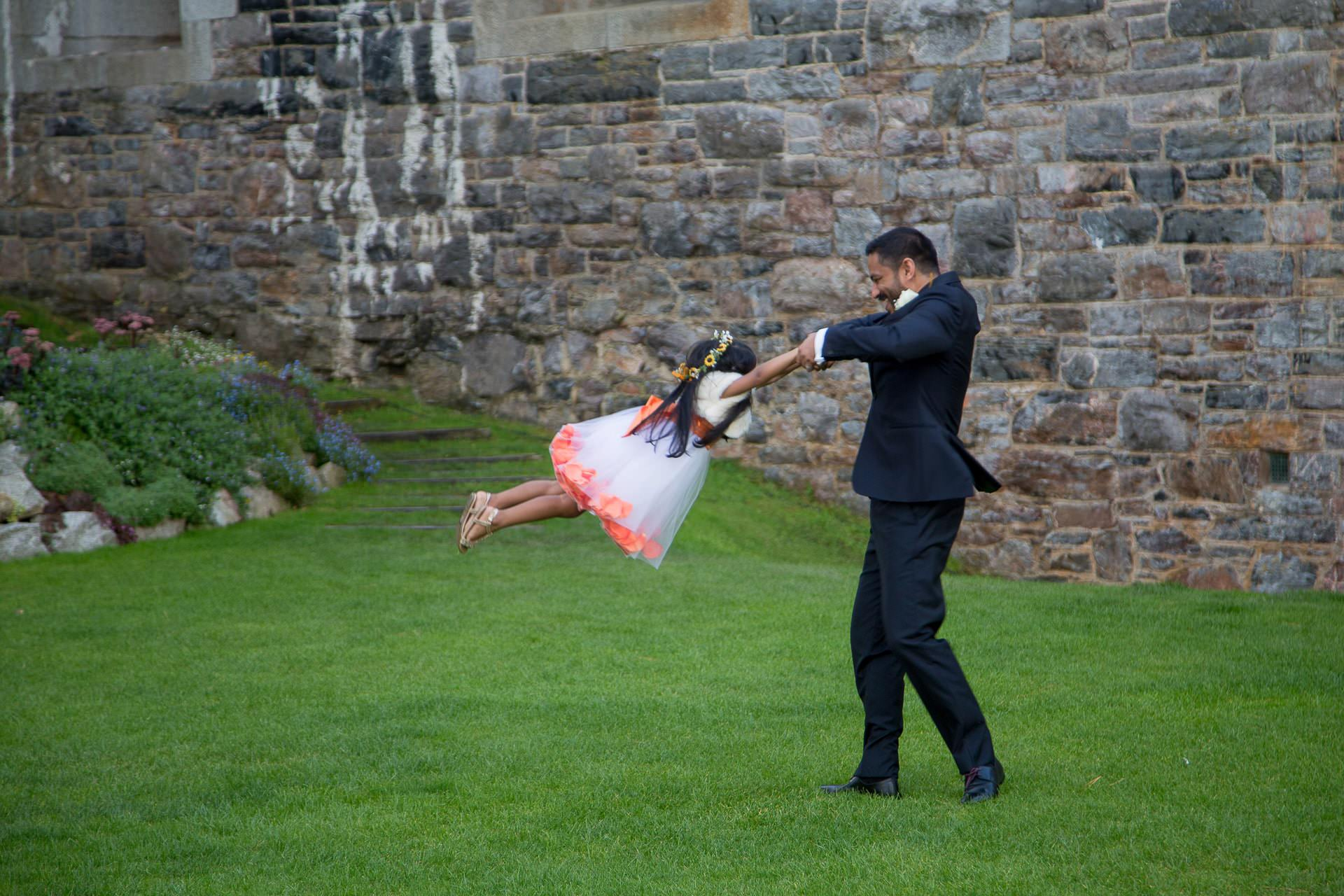polhawn fort wedding