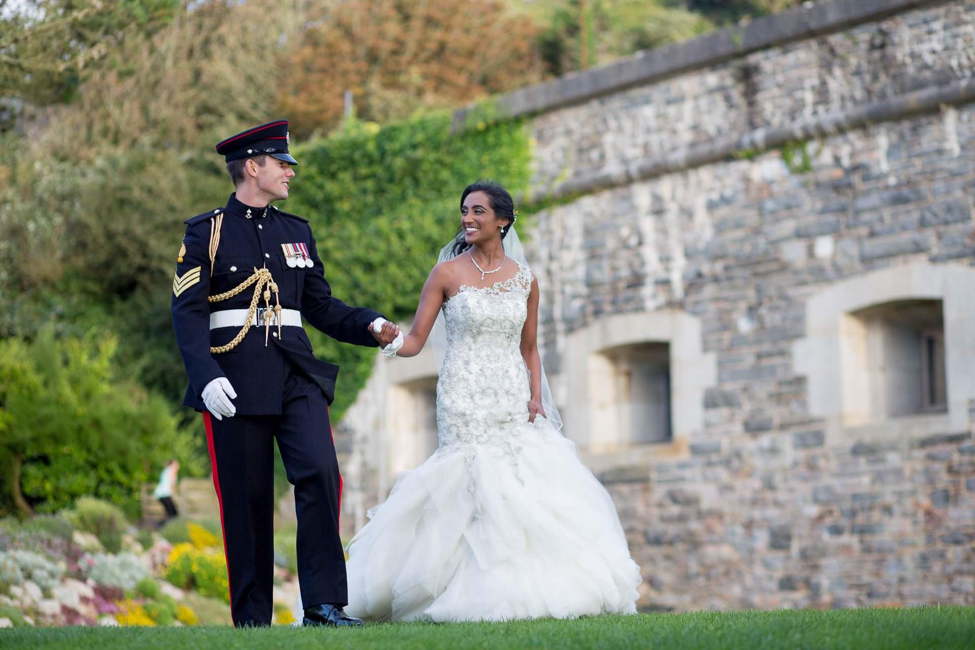 polhawn fort wedding 24
