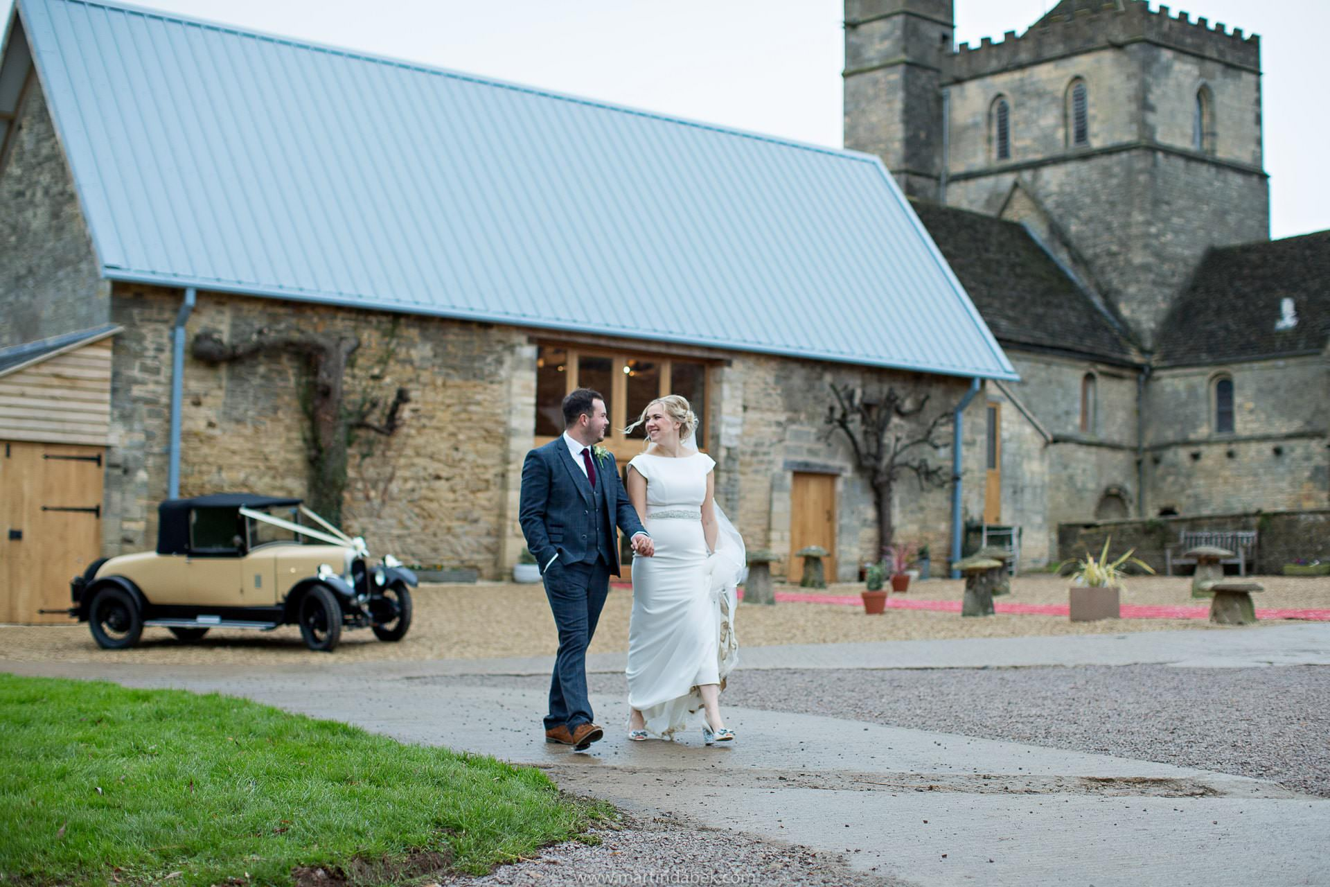 saxon barn wedding