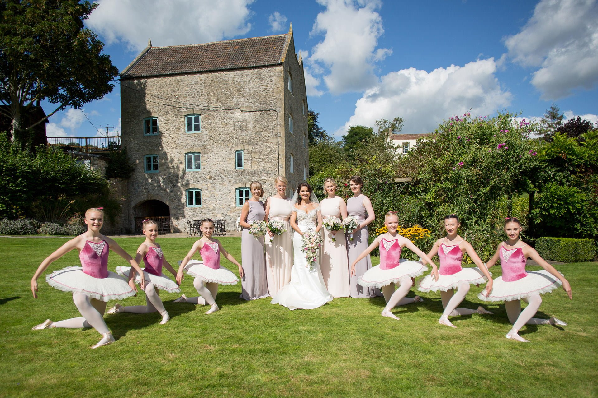 watermill wedding priston mill