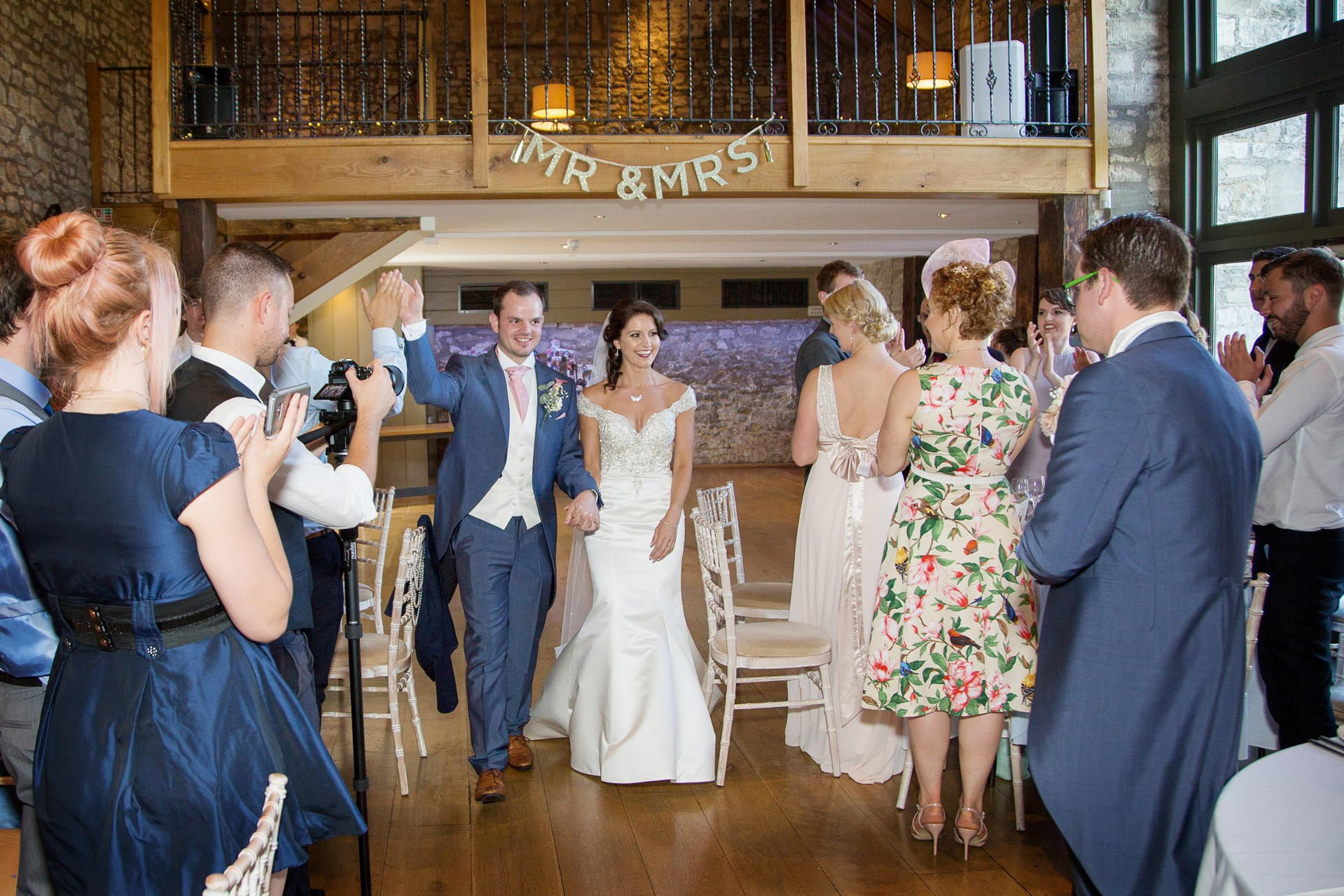 tythe barn wedding at priston mill
