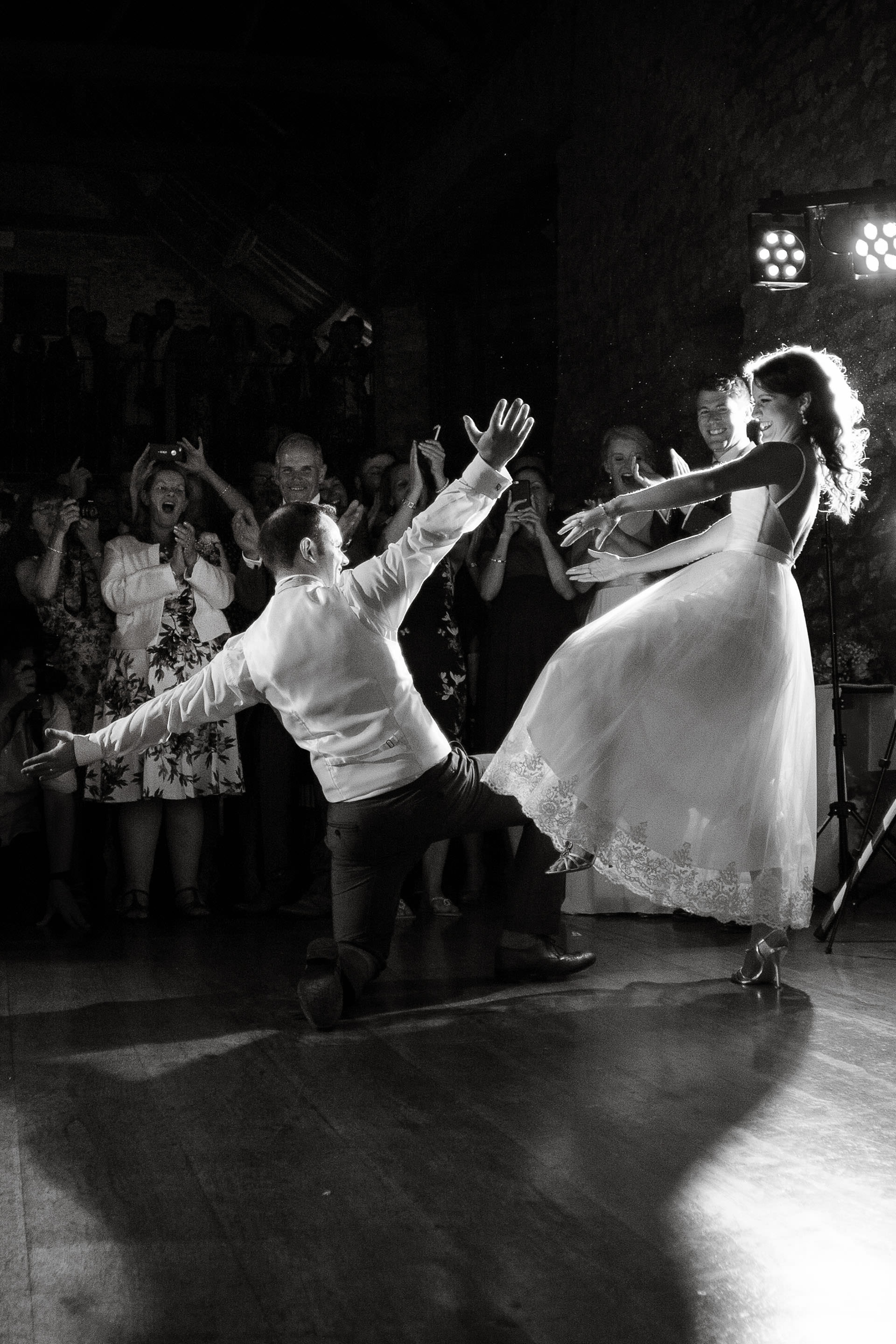 first dance priston mill wedding