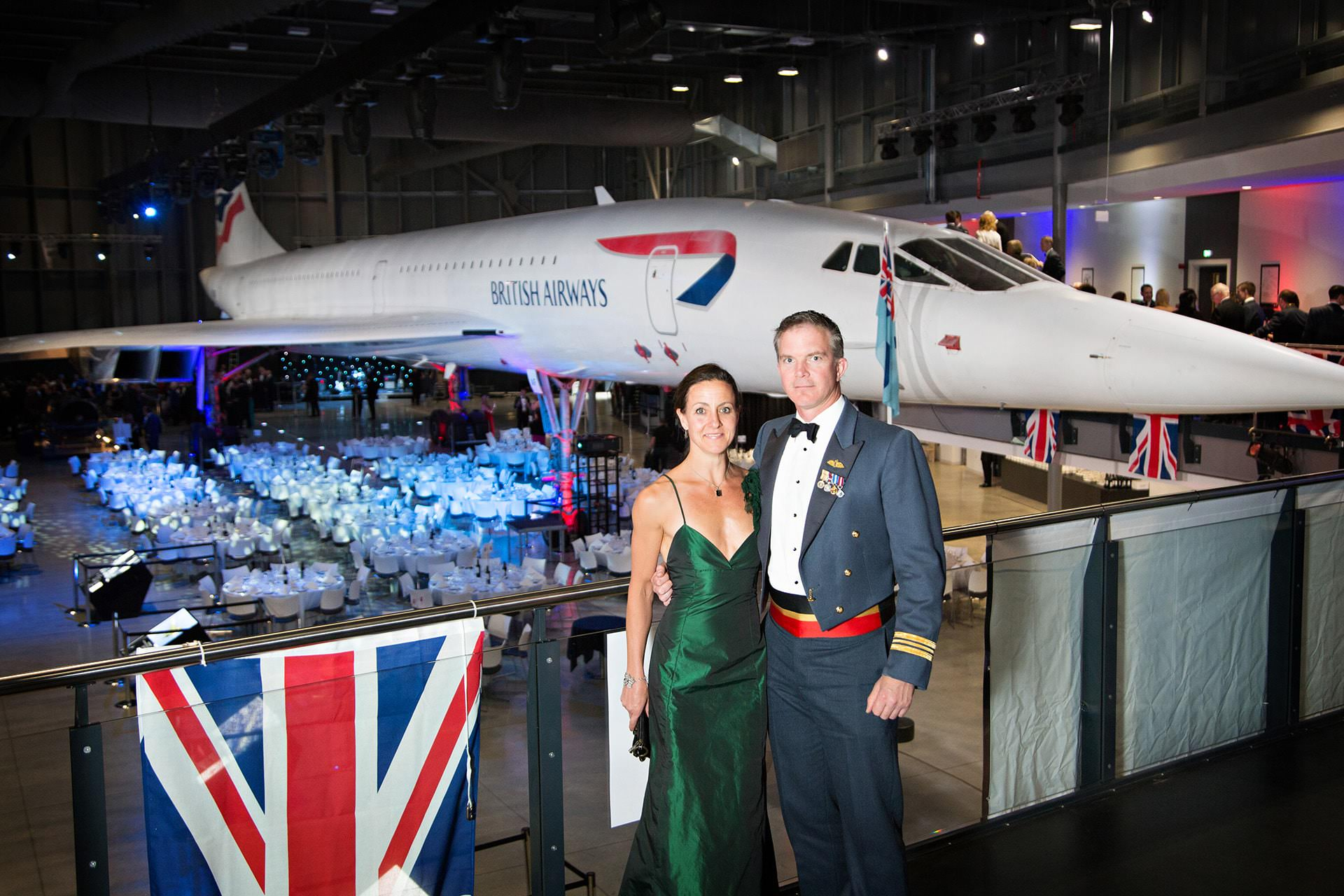 event photography at bristol aerospace