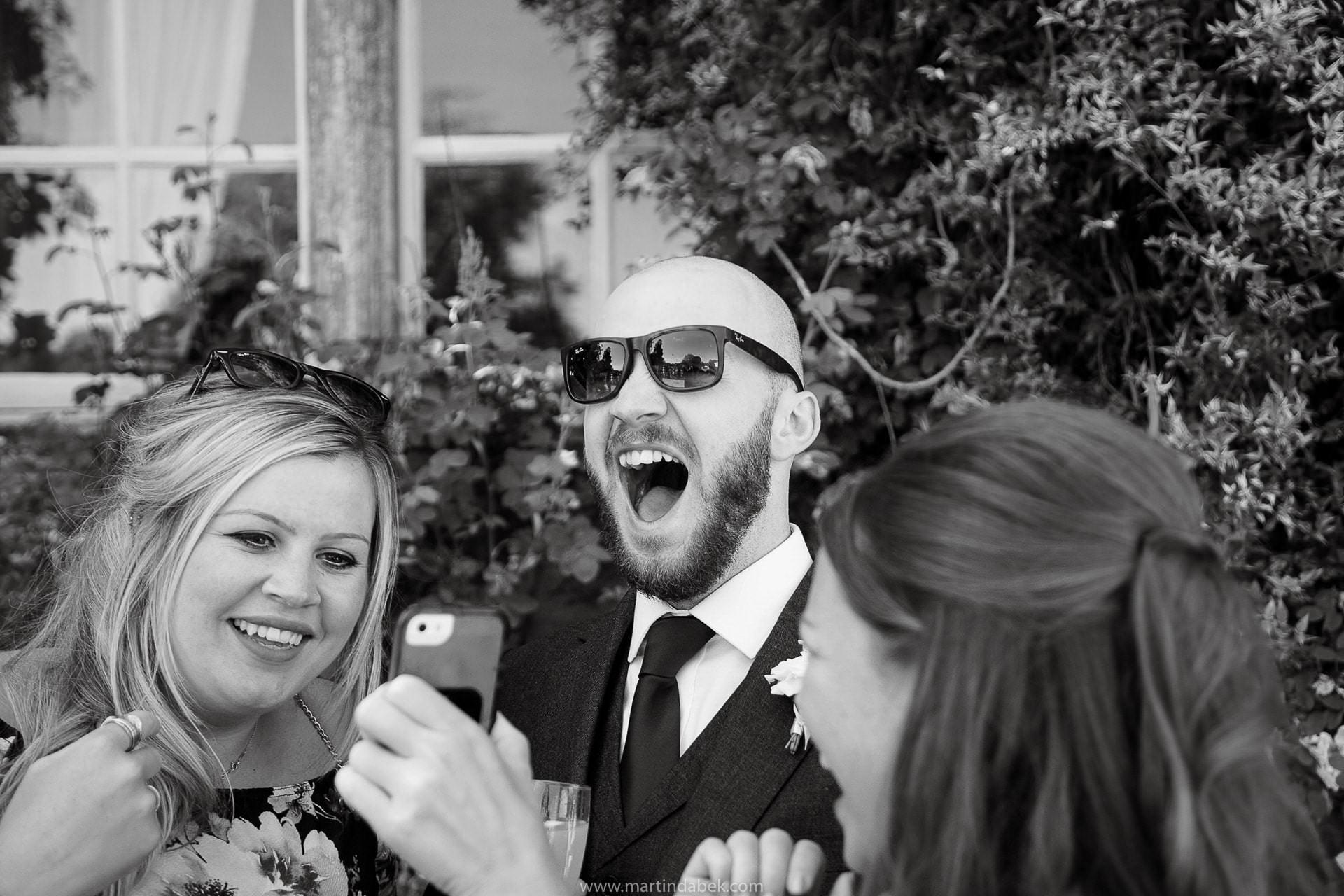 brympton house wedding photos