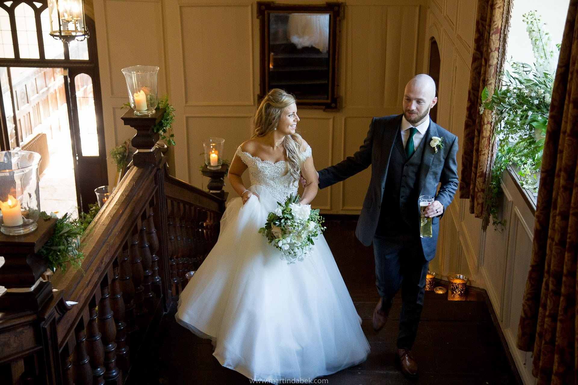brympton house wedding styling